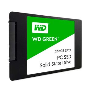 "Disco SSD 2'5"" Western Digital"