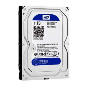 """Disco HDD 3'5"""" Western Digital Blue 1Tb"""