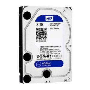 "Disco HDD 3'5"" Western Digital Blue 3Tb"