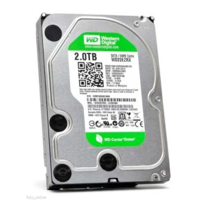"Disco HDD 3'5"" Western Digital Green 2Tb"