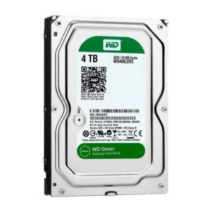 """Disco HDD 3'5"""" Western Digital Green 4Tb"""
