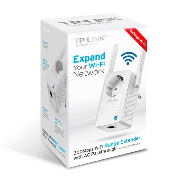 Caja Extensor Wi-Fi Tp-Link TL-WA860RE