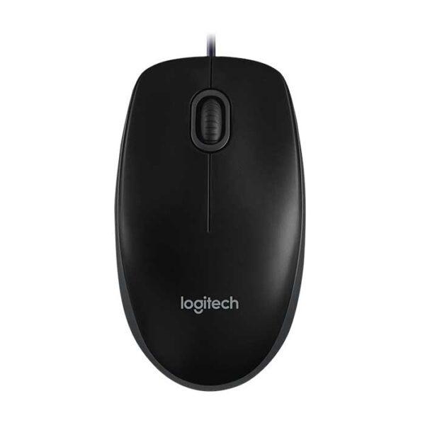 Raton Logitech B100