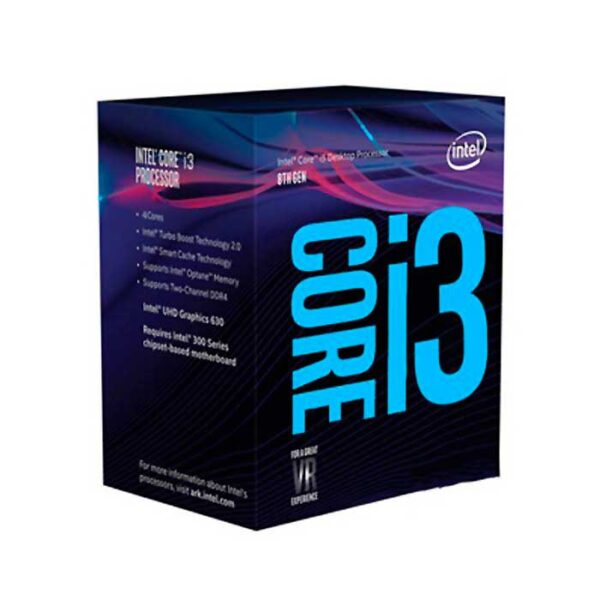Procesador Intel i3 Coffee Lake 8ª Generación